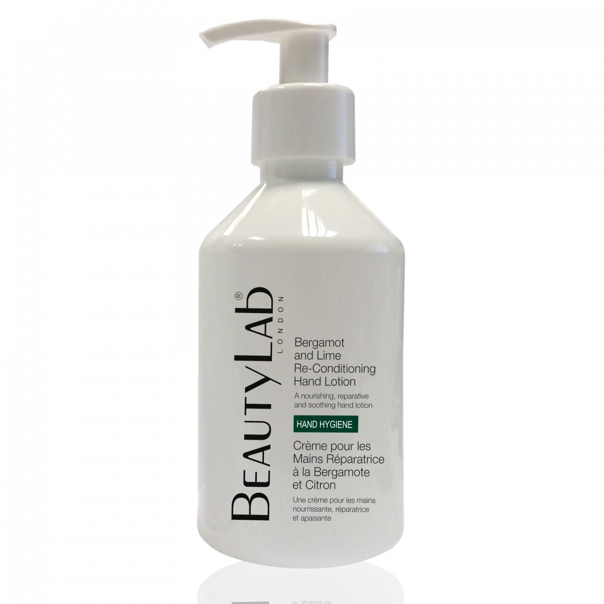 Bergamot and lime re-conditioning Hand Lotion
